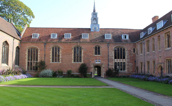 Magdelene College | Cambridge | Charles Moseley | Writer | Blog