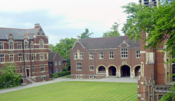The Leys School | Cambridge | Charles Moseley | Writer